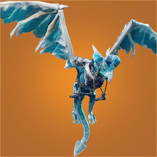 堡垒之夜手游滑翔机冰龙怎么得 霜冻之翼滑翔伞介绍