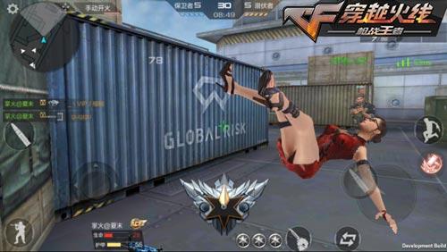 CF手游武器11
