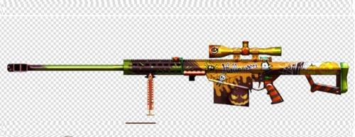 CF手游新武器17