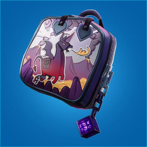 堡垒之夜手游邪恶小马背包怎么得 紫虹背包背饰获取介绍