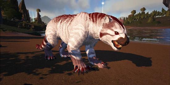 方舟生存进化袋狮