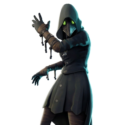 堡垒之夜可变色骷髅骑兵 V6.02新版本皮肤曝光