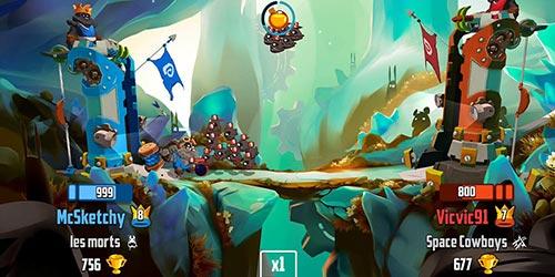 迷失之地:乱斗游戏