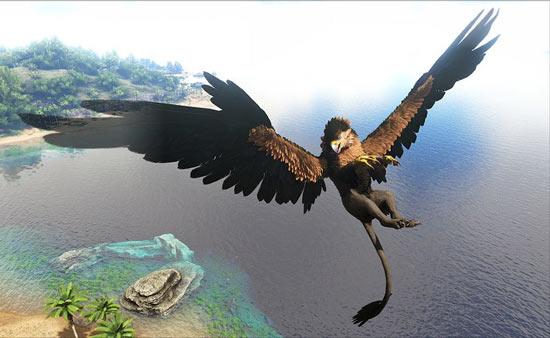 方舟生存进化狮鹫哪里有