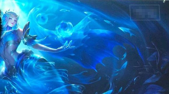 王者荣耀海洋之心重做