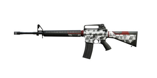 刺激战场M16A4