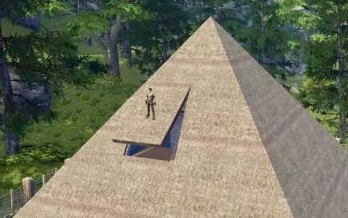 明日之后金字塔