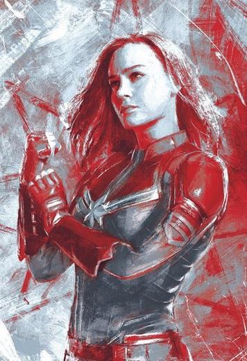 《复仇者联盟4》大量海报释出 美国队长令人心碎!
