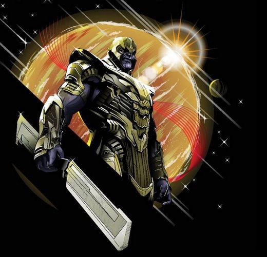 《复仇者联盟4》