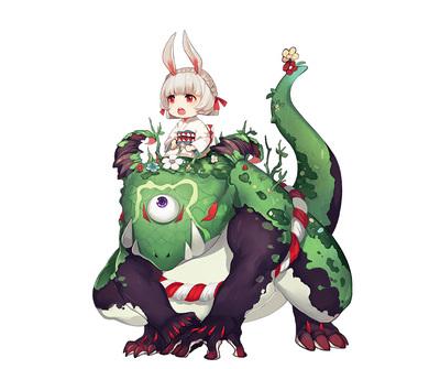 代号SSR山兔