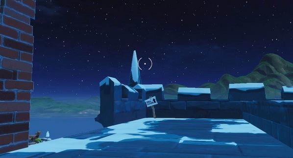 堡垒之夜第8赛季第6周任务