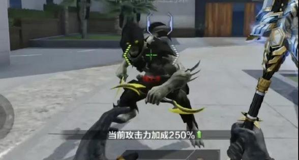 CF手游生化3.0 幽灵新形象曝光