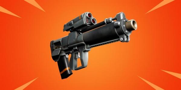 堡垒之夜手游v9.21版本更新 新武器介绍