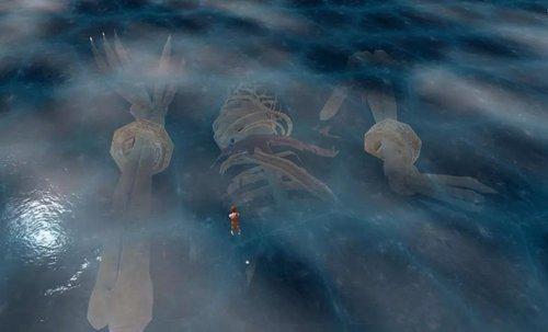 创造与魔法北境大陆 冰龙BOSS曝光