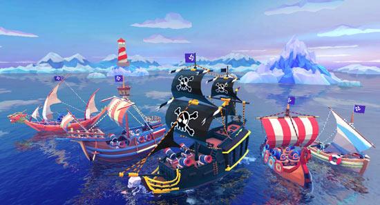 海盗法则维护