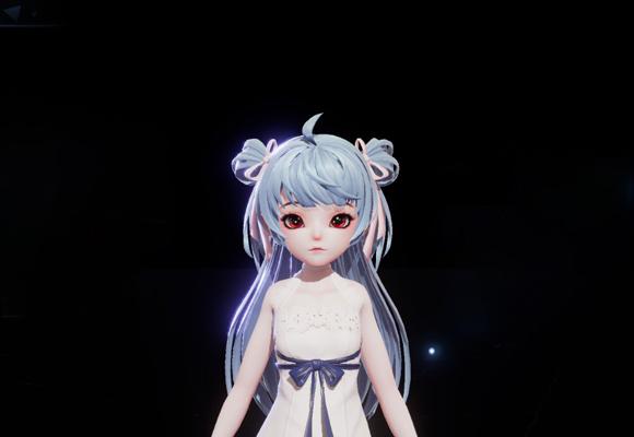 龙族幻想萌萌哒小萝莉