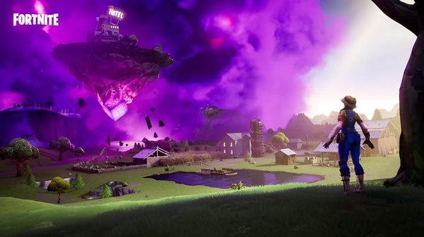 堡垒之夜手游v10.21更新公告 电击陷阱加入战场