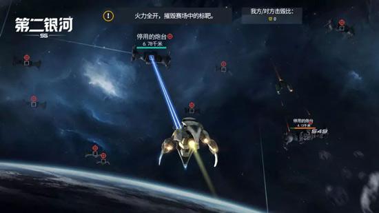 第二银河皈依级舰船搭配