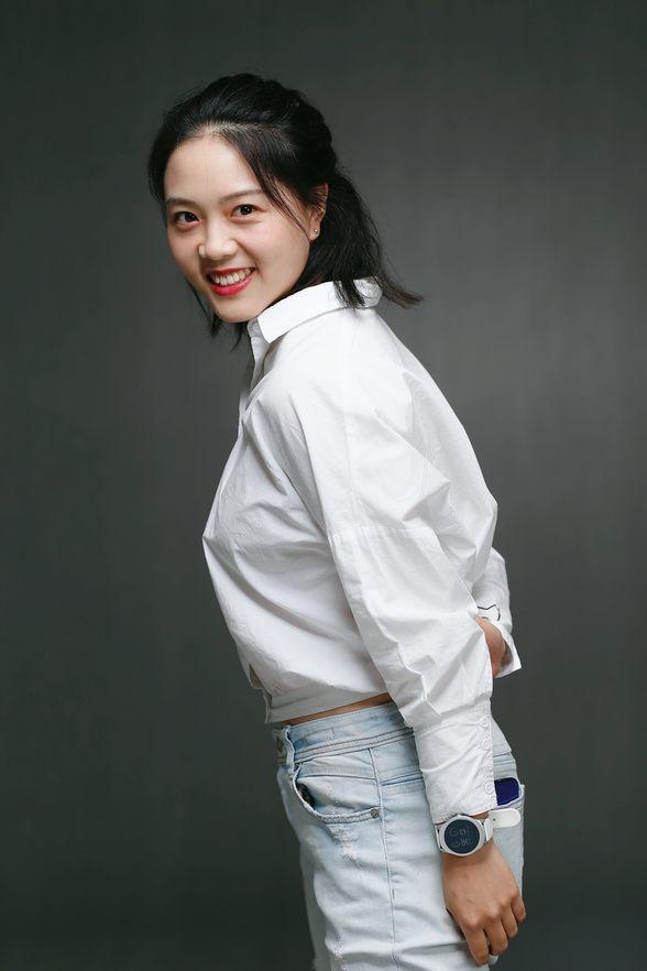 故宫新媒体团队项目负责人盛馨艺