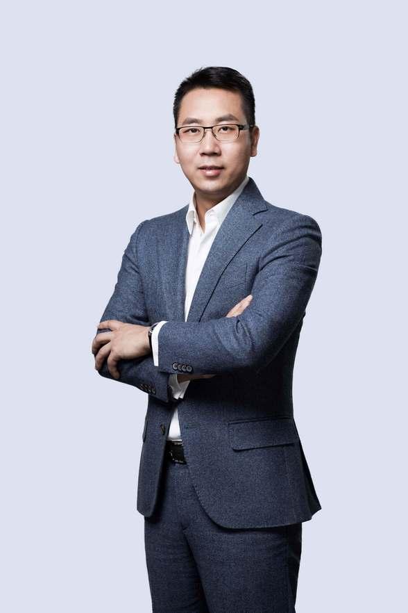中手游执行董事、董事长兼CEO肖健